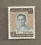 Stamps Thailand -  Rey Bhumibol