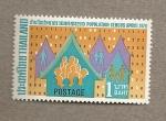 Stamps Thailand -  Estadísticas de población