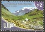 Stamps Argentina -  2776 - Monte Aconcagua