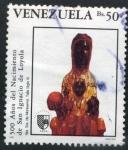 Stamps Venezuela -  Aniversario Nacimiento San Ignacio de Loyola