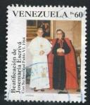 Sellos de America - Venezuela -  Beatificación del Escrivá