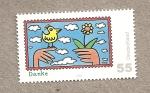 Stamps Germany -  Gracias