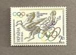 Sellos de Europa - Ucrania -  Juegos Olímpicos