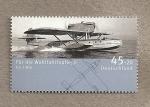 Stamps Germany -  Hidroavión Do J Wal, para beneficiencia