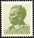 Sellos de Europa - Yugoslavia -  mariscal tito