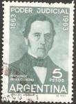 Sellos del Mundo : America : Argentina : Francisco de las Carreras