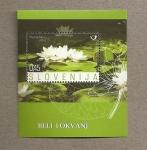 Sellos de Europa - Eslovenia -  Nymphaea alba