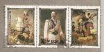Stamps Asia - North Korea -  Personajes históricos
