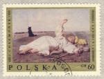 Sellos del Mundo : Europa : Polonia : J Chelmonski