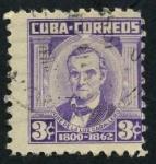 Stamps Cuba -  Jose de la Luz Caballero