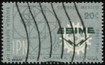 Stamps Mexico -  50 años de ESIME, Escuela Superior de Ingeniería Mecánica y Eléctrica. 1916-1966.