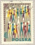 Stamps Poland -  Narodowy Spis Powszechny