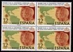 Stamps Spain -  1976 B4 Viaje al Continente americano Edifil 2333