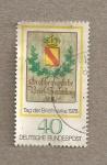 Sellos de Europa - Alemania -  Día del sello 1978