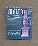 Stamps Europe - Malta -  Epoca punica