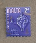 Stamps Malta -  Epoca precristiana
