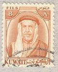 Stamps Asia - Kuwait -  Abdullah III Al-Salim Al-Sabah