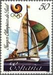 Stamps : Europe : Spain :  2958 - Deportes - Juegos Olímpicos de Seúl