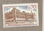 Stamps France -  St. Germain en Laye