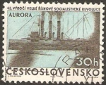 Sellos de Europa - Checoslovaquia -  1240 - El Aurora
