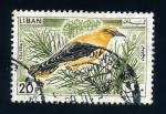 Sellos del Mundo : Asia : Líbano : ave