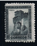 Stamps Europe - Spain -  Edifil  nº  673   República Española   Casas colgadas Cuenca
