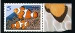 Stamps China -  peces de arrecife