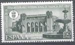 Sellos de Europa - España -  Cincuentenario de la Feria Muestrario Internacional sde Valencia.