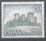 Sellos de Europa - España -  1811 Castillos de España. Almodóvar, Córdoba.