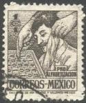 Stamps Mexico -  Plan de educación pro alfabetización.