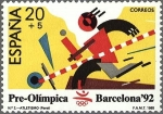 Stamps : Europe : Spain :  2964 - Barcelona