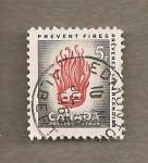 Stamps Canada -  Prevención de fuegos