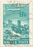 Stamps Hungary -  BEJRUT