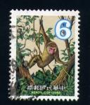 Sellos del Mundo : Asia : China :  Macaco
