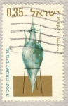 Sellos de Asia - Israel -  anfora