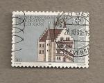Stamps Switzerland -  Dieta de Stans 1481