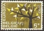 Stamps Belgium -  1223 - Europa Cept