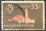 Stamps : America : Netherlands_Antilles :  st. eustatius