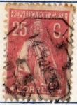 Stamps Portugal -  1920 Ceres