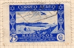 Sellos del Mundo : Europa : España : 1938 Marruecos: Larache Edifil 252