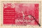 Stamps Europe - Spain -  1941 Marruecos: Pro mutilados de guerra, sobretasa