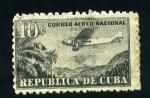 Stamps America - Cuba -  Correo aéreo- Para uso domestico