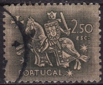 Stamps Portugal -  Ilustracion Medieval