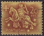 Stamps Portugal -  Ilustracion Medieval