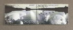 Stamps Finland -  Astronomía