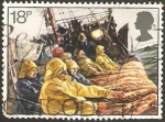 Stamps United Kingdom -  marineros