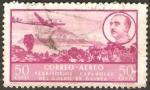 Stamps : Africa : Equatorial_Guinea :  Guinea Española - Monte Moiko