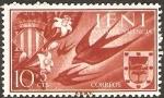 Stamps : Africa : Morocco :  Ifni - Ayuda a Valencia