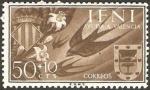 Stamps : Africa : Morocco :  ayuda a valencia (ifni)