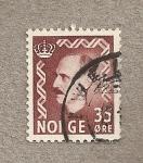 Stamps Norway -  Rey Haakon